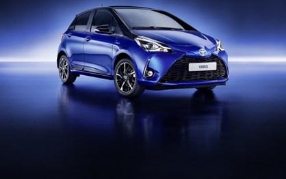 Em Abril teremos um Toyota Yaris profundamente revisto!