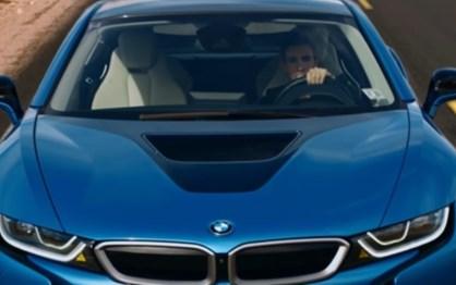 """António Félix da Costa """"confessa-se"""" ao volante do BMW i8 num vídeo soberbo!"""