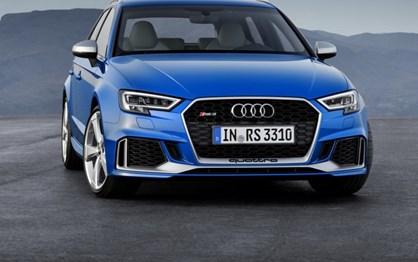 "Audi renovou RS3 Sportback e ""deu-lhe"" 400 cv!"