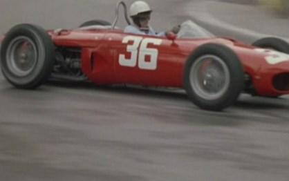 HOJE HÁ 56 ANOS: O primeiro Ferrari F1 com motor atrás
