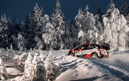 WRC Suécia: Latvala ofereceu vitória à Toyota