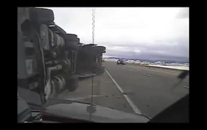 Polícias americanos apanharam susto de morte…
