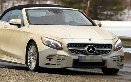 Mercedes retoca S Cabrio e dá-lhe capacidades autónomas