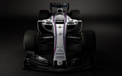 Assim será o novo monolugar da Williams no Mundial de F1!