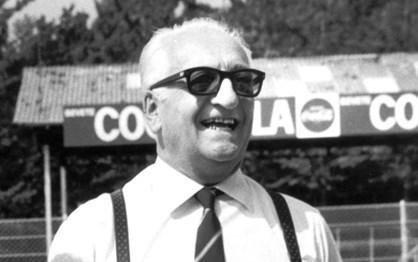 HOJE HÁ 119 ANOS: nasceu Enzo Ferrari