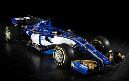 F1: Sauber já mostrou o novo monolugar!