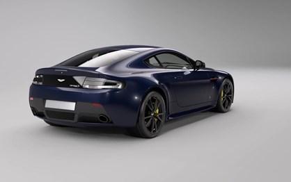 Aston Martin revela Vantage S edição Red Bull Racing!