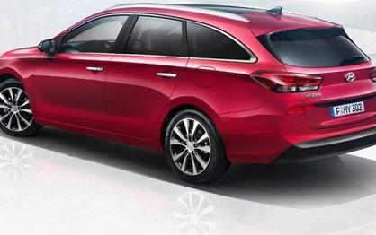 """Hyundai mostra """"carrinha"""" i30 antes da estreia em Genebra"""
