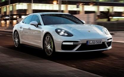 O Porsche Panamera mais potente é híbrido e tem… 680 cv!