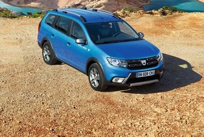 Dacia Logan MCV Stepway chega em Maio