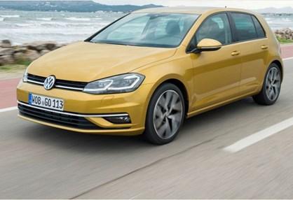 Novo VW Golf chega em Março e já tem preços