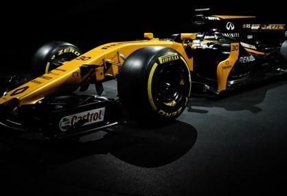 F1: Saiba tudo sobre o novo Renault R.S.17