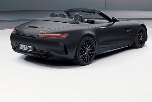 Mercedes anuncia trio especial para celebrar os 50 anos da AMG