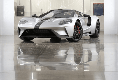 "Ford GT Competition Serie: a versão mais ""radical"" do Ford GT"