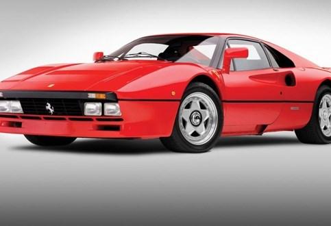 HOJE HÁ 33 ANOS: Apresentado o Ferrari 288 GTO