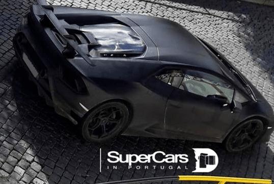 """Lamborghini testou nova """"bomba"""" no Alentejo, dias antes da apresentação!"""