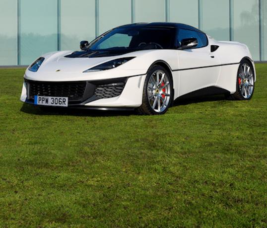 Este Lotus Evora único é uma homenagem a… James Bond!