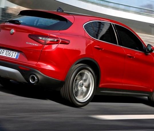 Alfa Romeo Stelvio chega em Abril