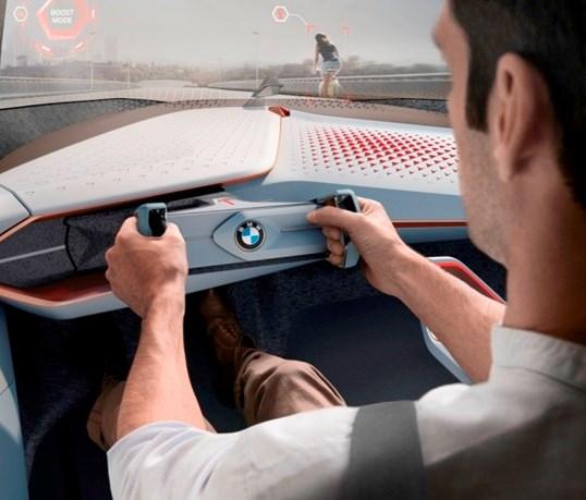 Para a BMW o nível 5 de condução autónoma está a 10 anos de distância
