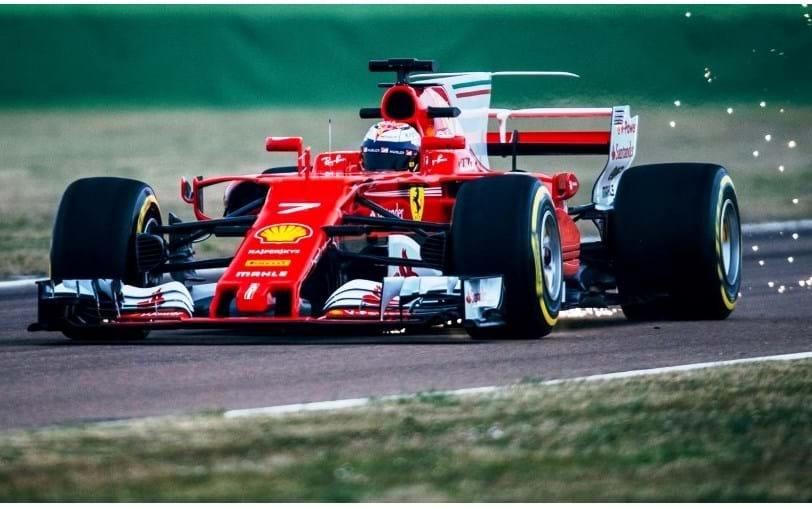 F1: A Ferrari já mostrou o carro para 2017!