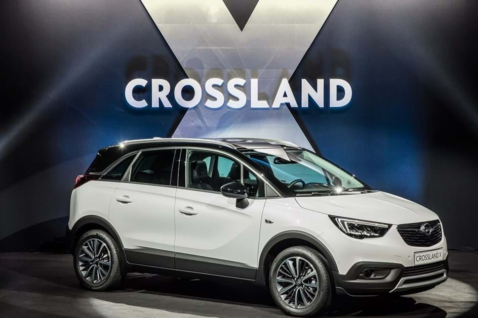 opel crossland x apresentado em berlim novos modelos aquela m quina. Black Bedroom Furniture Sets. Home Design Ideas
