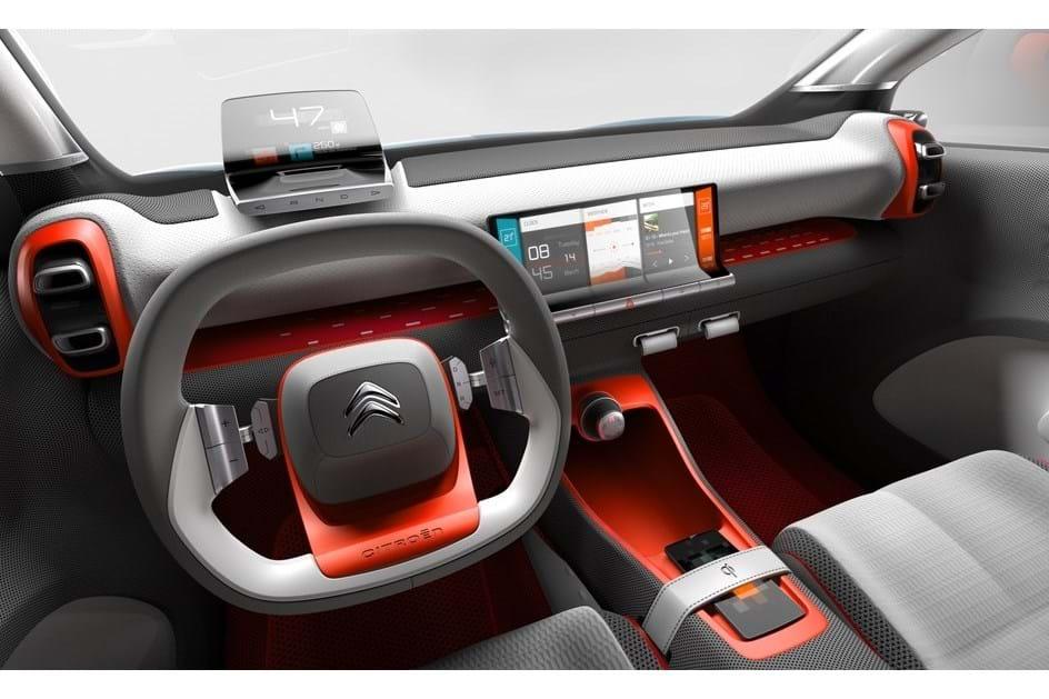 O C-Aircross anuncia o próximo SUV Citroen C3