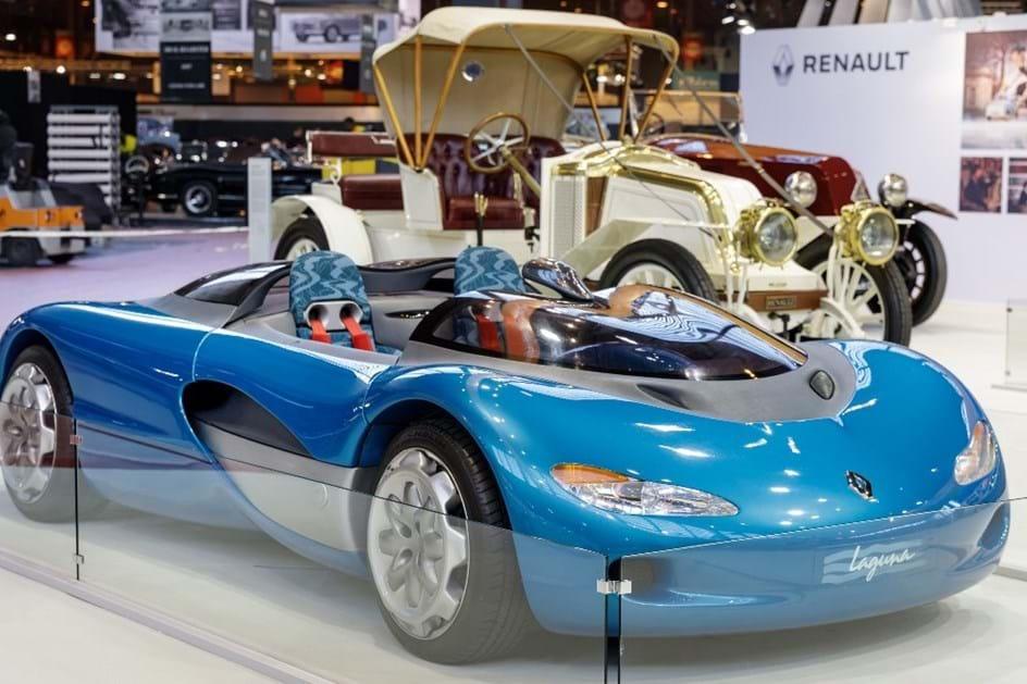 O melhor da história do design Renault