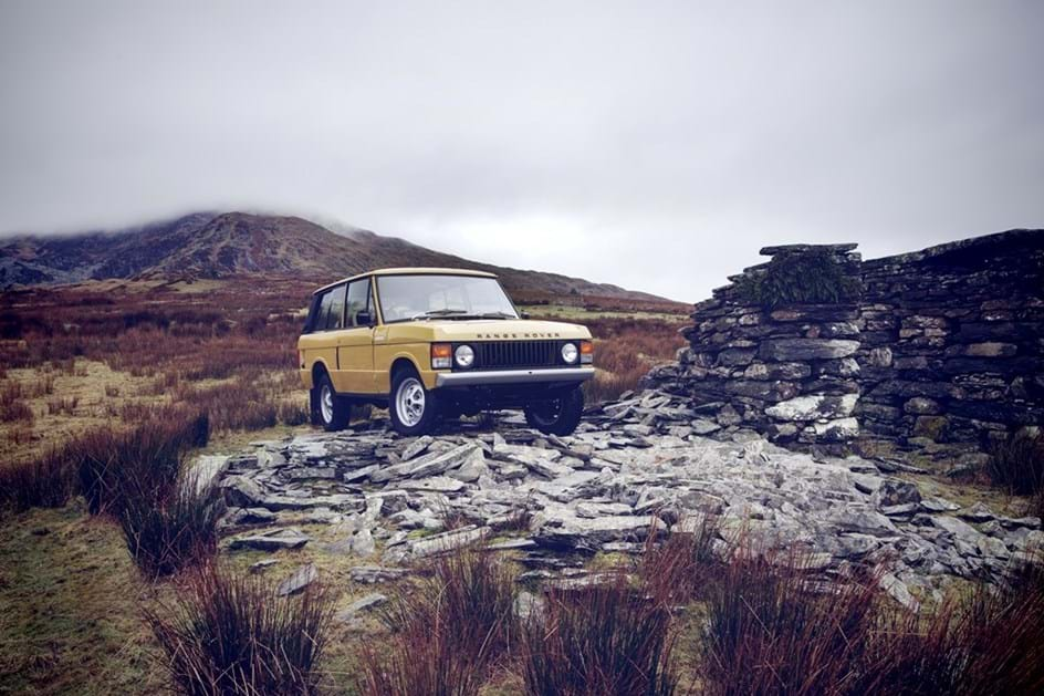 Já pode comprar um Range Rover da primeira geração… novo!