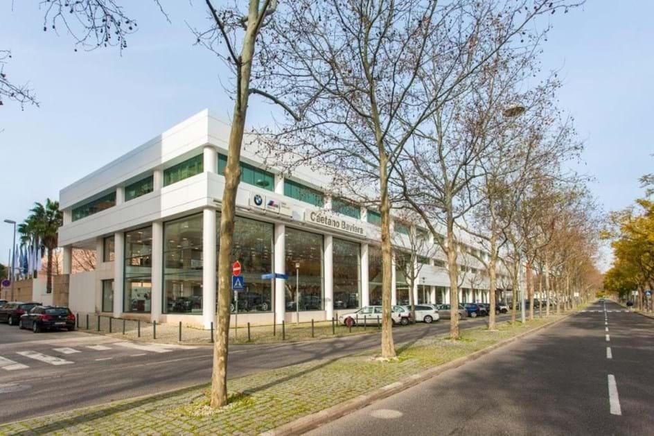 Novas instalações Caetano Baviera