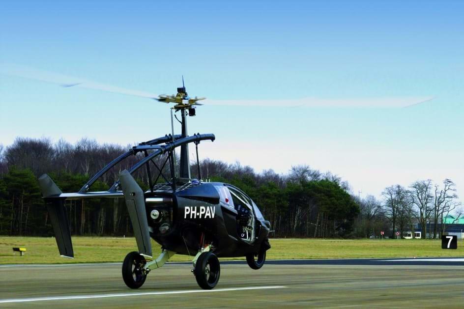 Primeiro carro voador já está à venda!