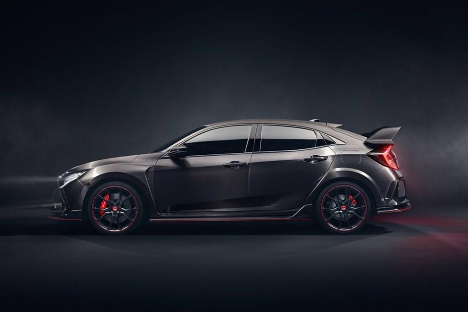 Novo Honda Civic Type R confirmado para Genebra