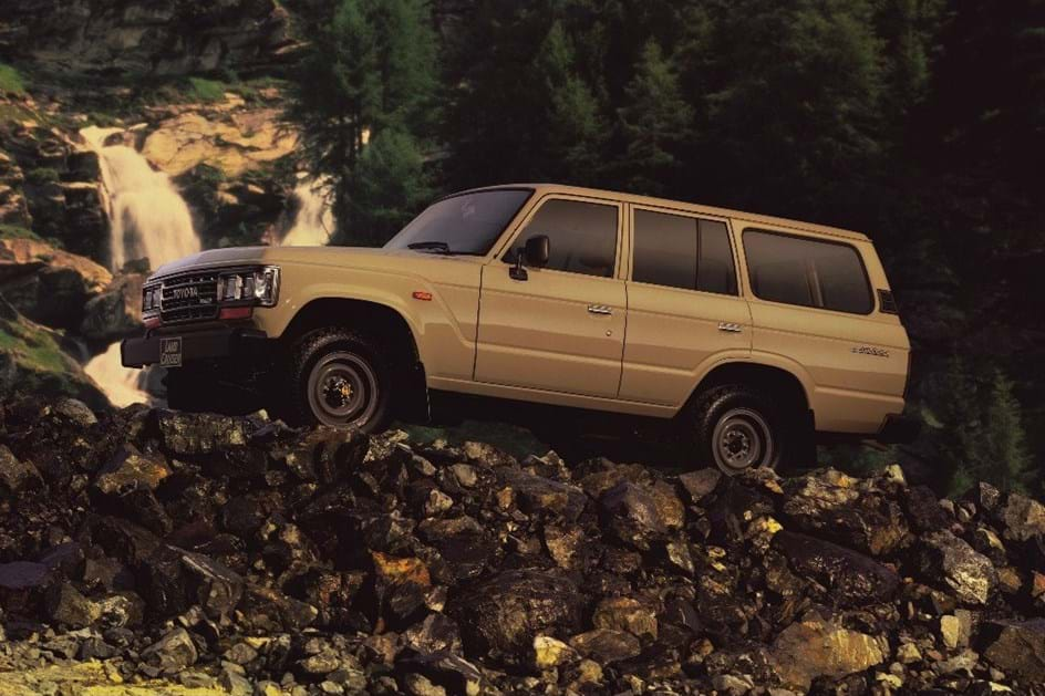 HOJE HÁ 48 ANOS: a Toyota veio para ficar...