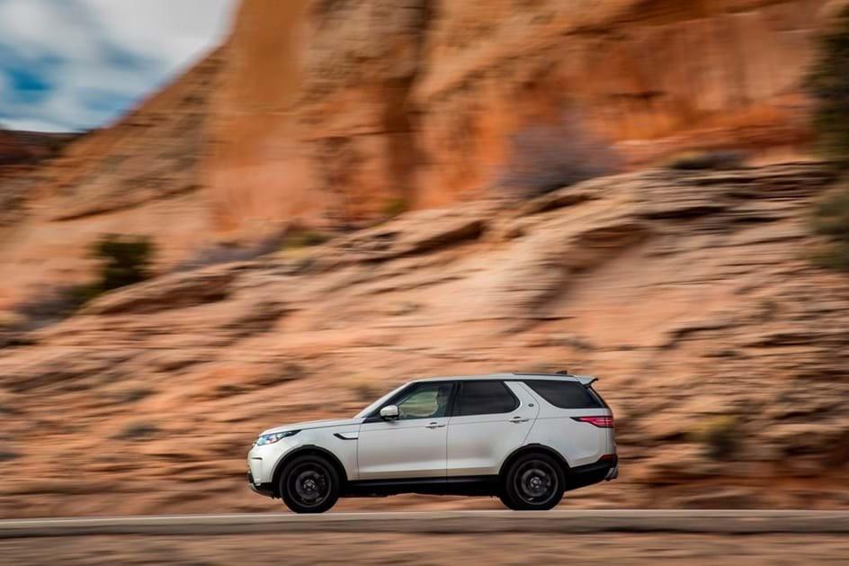 Já guiámos o novo Land Rover Discovery e soubemos os preços