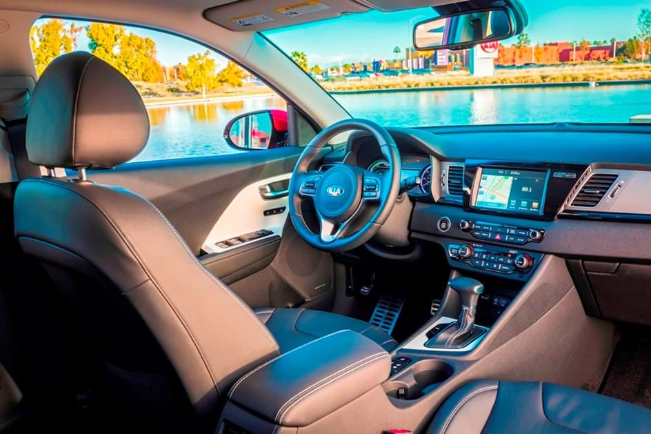 Kia Niro vai receber propulsor eléctrico do Hyundai Ioniq