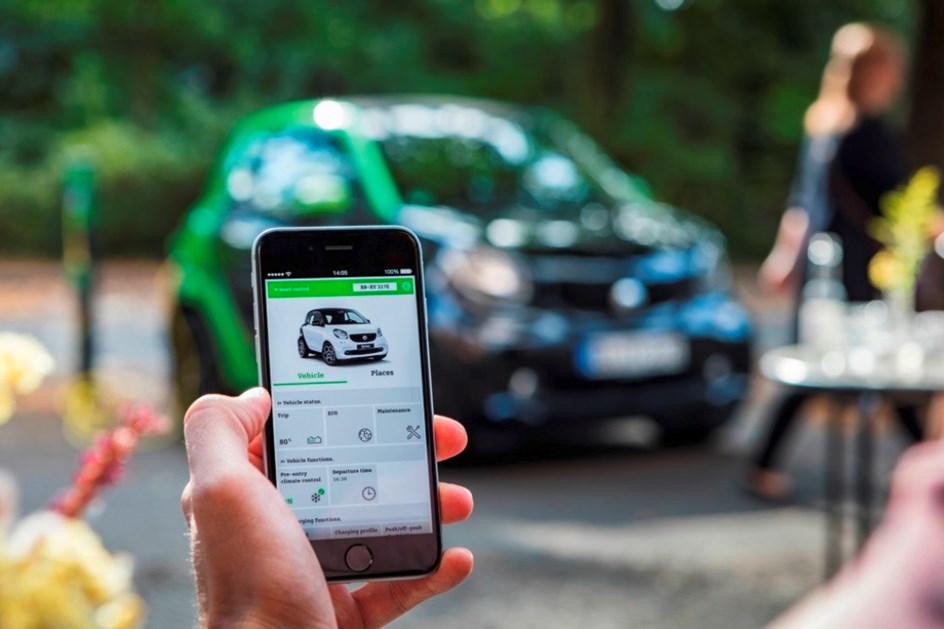 Smart só vende fortwo eléctricos nos EUA e Canadá!