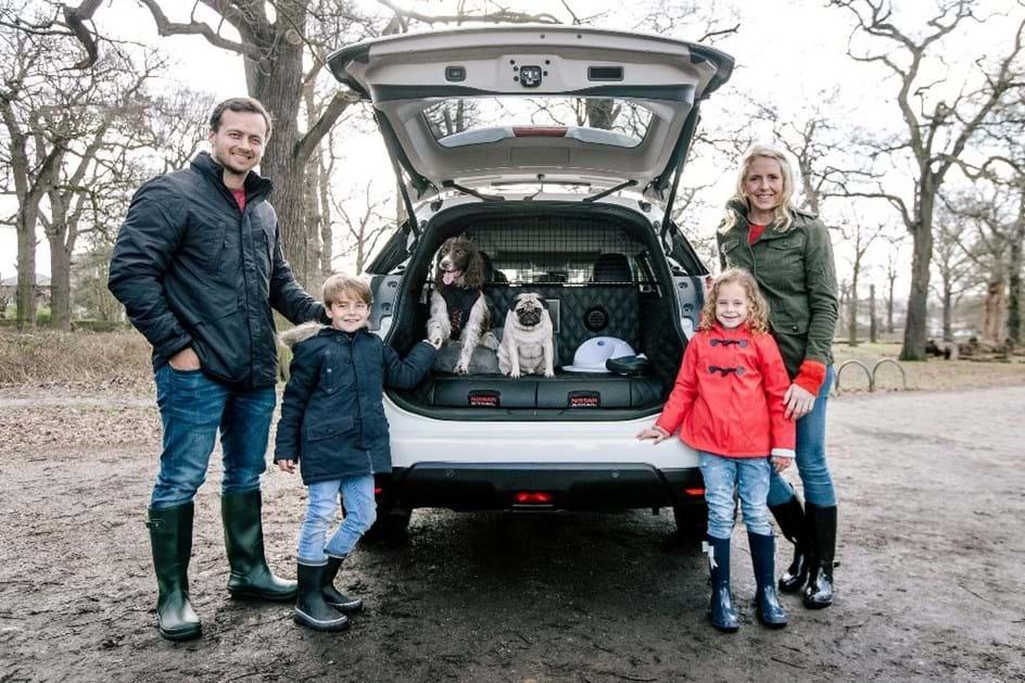 Nissan criou um carro para… cães