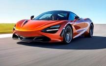 McLaren excedeu-se com o 720S que filmou… em Portimão