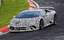 Lamborghini divulga telemetria que confirma recorde no Nurburgring