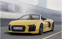 Só a produção do Audi R8 ultrapassou total da Lamborghini