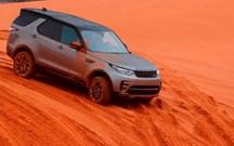 Land Rover está a preparar versão mais radical do Discovery