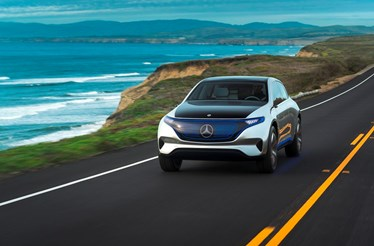 Mercedes vai deixar morrer o Diesel e antecipa futuro eléctrico em três anos