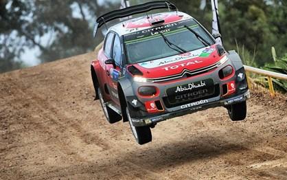 WRC: As melhores imagens do Rali do México