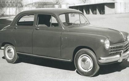 HOJE HÁ 67 ANOS: Fiat 1400 foi apresentado