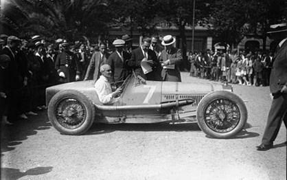 HOJE HÁ 92 ANOS: Começou o Mundial de Gran Prix