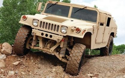 HOJE HÁ 34 ANOS: Pentágono deu luz verde ao Humvee