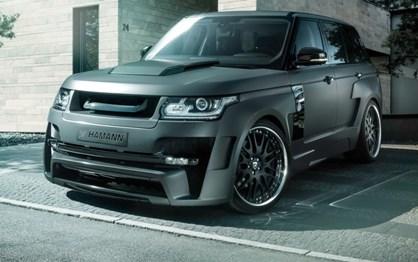 "Land Rover quer acabar com ""casas"" de tuning!"