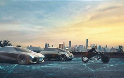 Grupo BMW junta as suas quatro marcas em vídeo