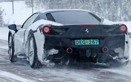 Ferrari recupera Dino para substituir California?!