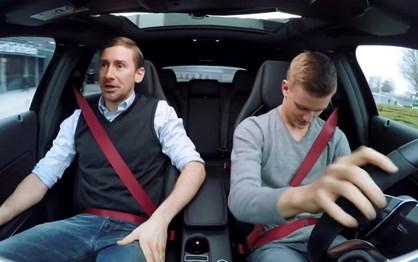 Filho de Michael Schumacher já teve primeira aula de condução na estrada