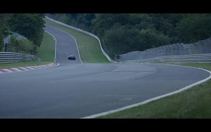 Nio EP9 no circuito de Nurburgring